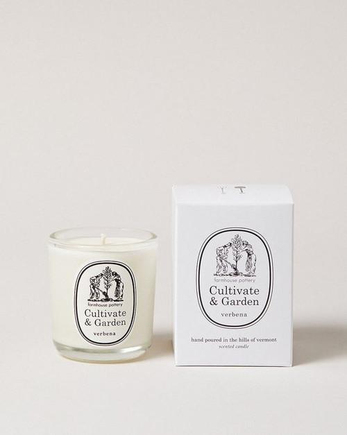 Cultivate & Garden Verbena Candle
