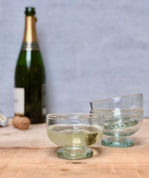 Pilgrim Cocktail Glass/Small bowl -- Transparent
