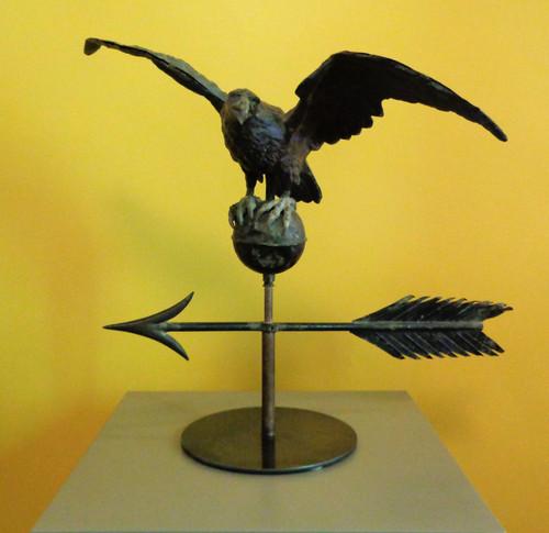 Antique American Eagle Weathervane