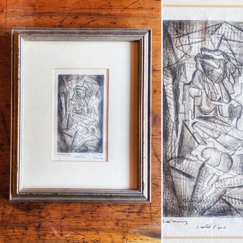 "Alfred Morang ""Seated Figure"""