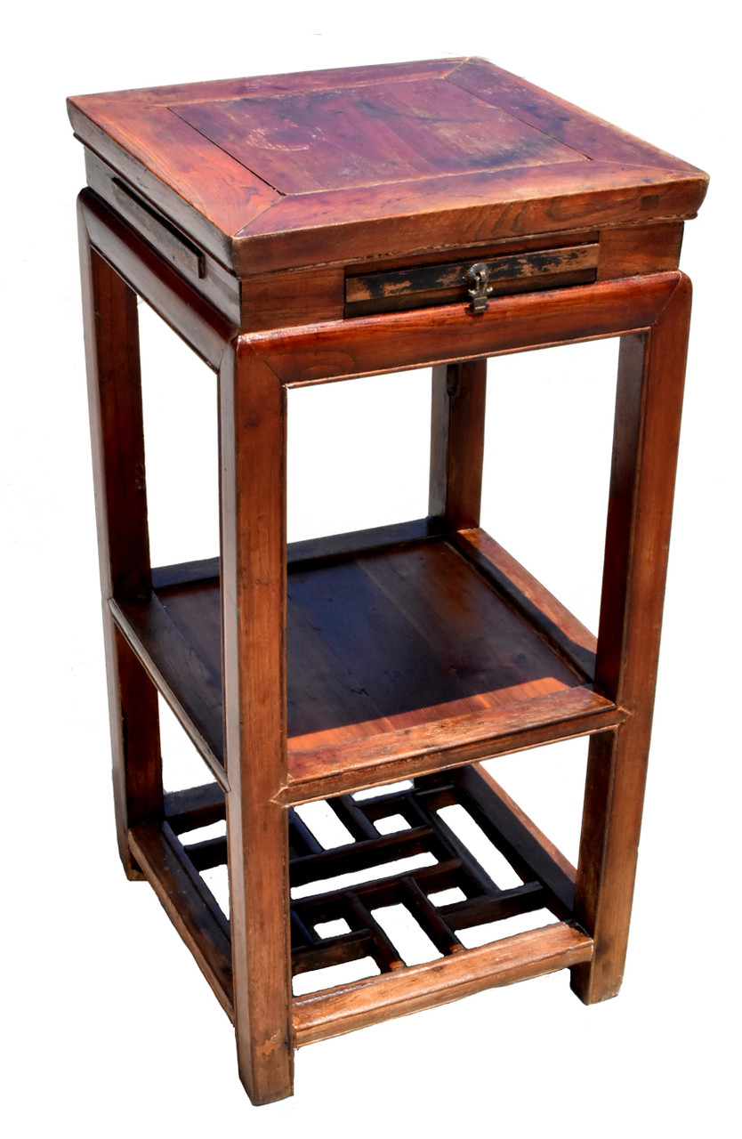 Side Table Chinees.Chinese Antique Side Table
