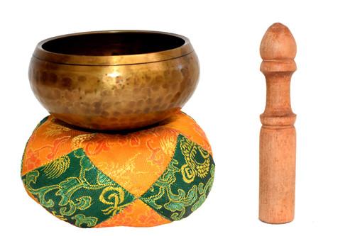 Tibetan Singing Bowl Set Hand Hammered