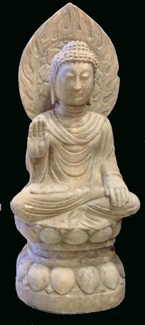 buddha, no fear