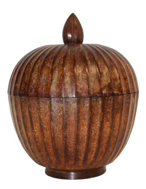 Tibetan Kalasa Jar Melon Form