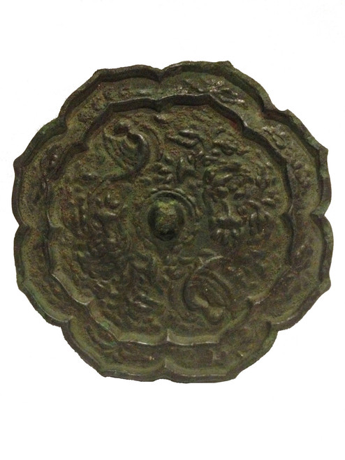 TANG DYNASTY STYLE MIRROR