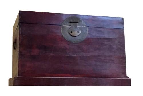 trunk, antique, scholar