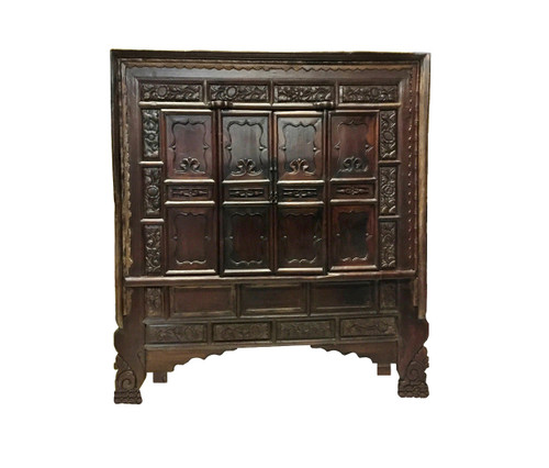 cabinet, antique, monumental, northern