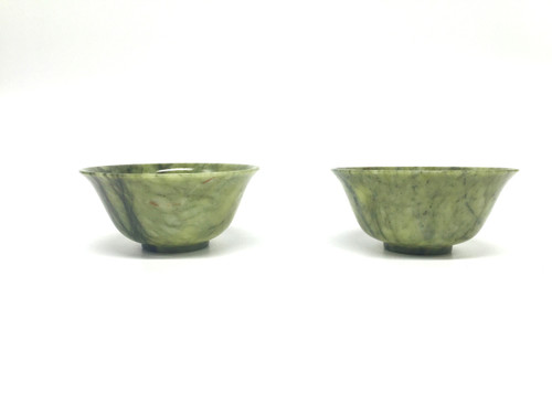 cups, serpentine