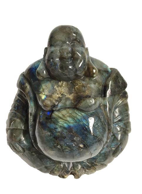 buddha, labradorite