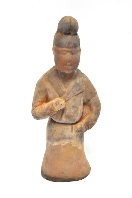 han pottery figure chef