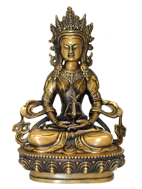 Tibetan Amitayus Buddha