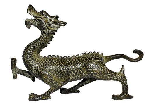 Bronze Han Dragon