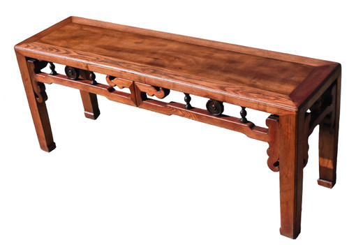 Chinese Antique Spring Bench