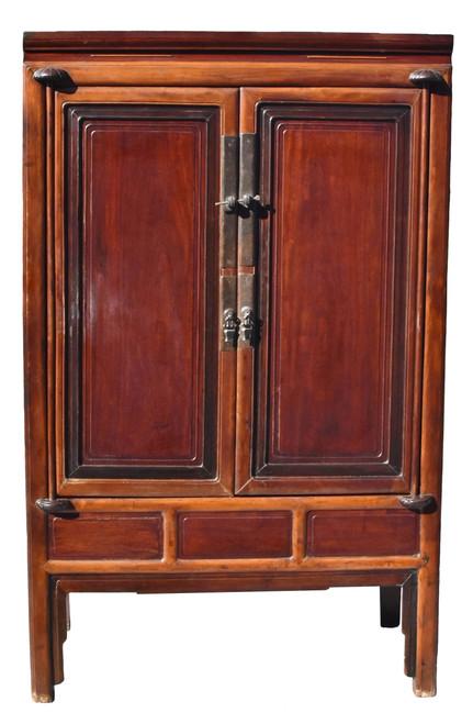 Rosewood Antique Scholar's Cabinet