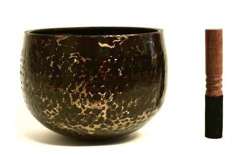 Japanese Antique Singing Bowl 7