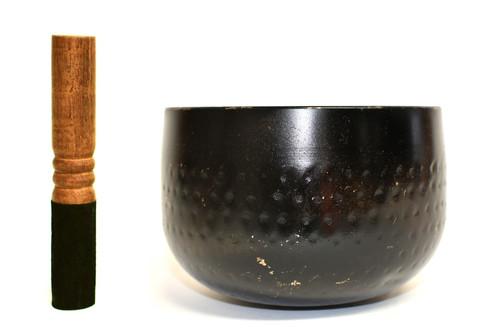 Japanese Antique Singing Bowl 8