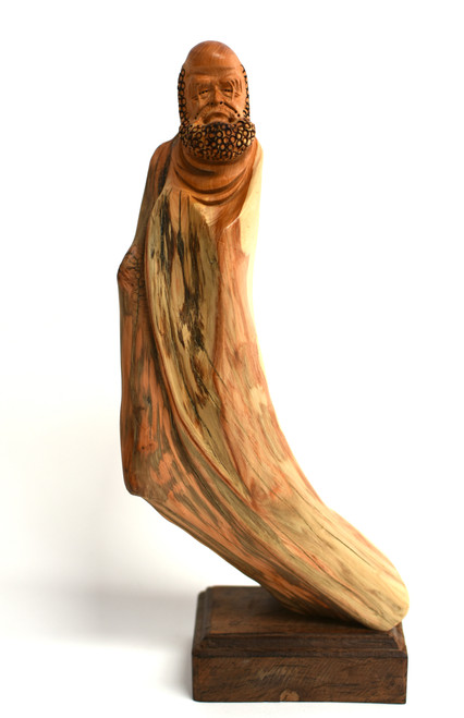 Lohan Arhat Sculpure