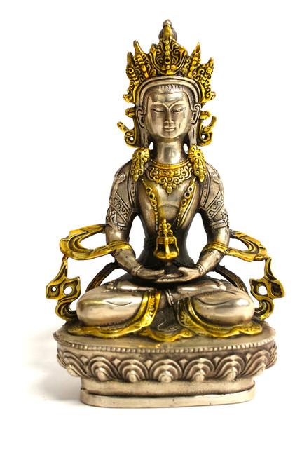 Tibetan Buddha Amitayus