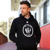 WSW Black Logo Hoodie
