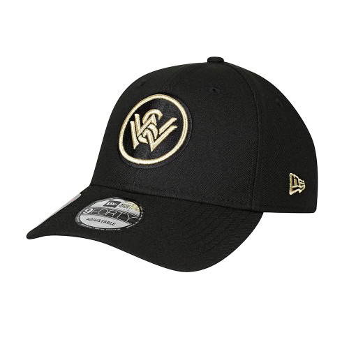 New Era 9FORTY Cap Gold