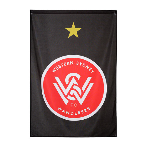 Gold Star Wall Flag