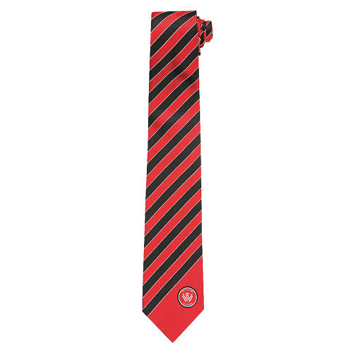 WSW RED+BLK Tie