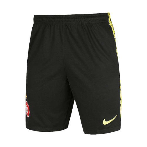 BLK/YEL Training Shorts