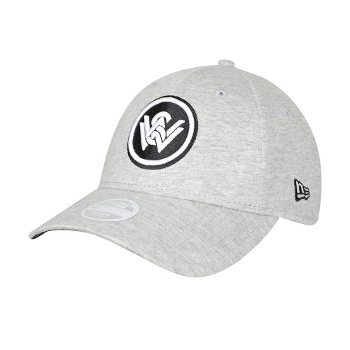 New Era Womens 9FORTY Cap Grey