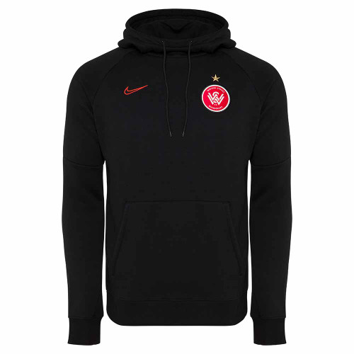 Nike Black Fleece Hoodie