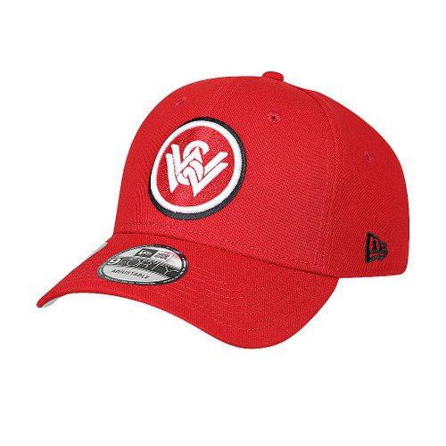 New Era Red 9FORTY Snapback