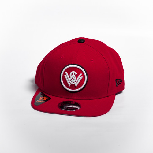 New Era Red 9FIFTY Snapback