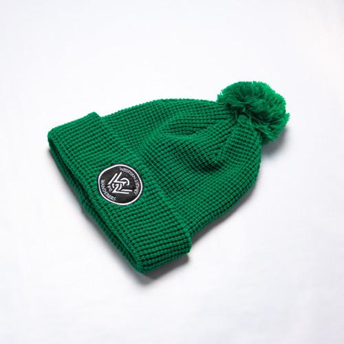 WSW Green Beanie