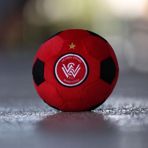 """WSW Plush 5"""" Ball"""