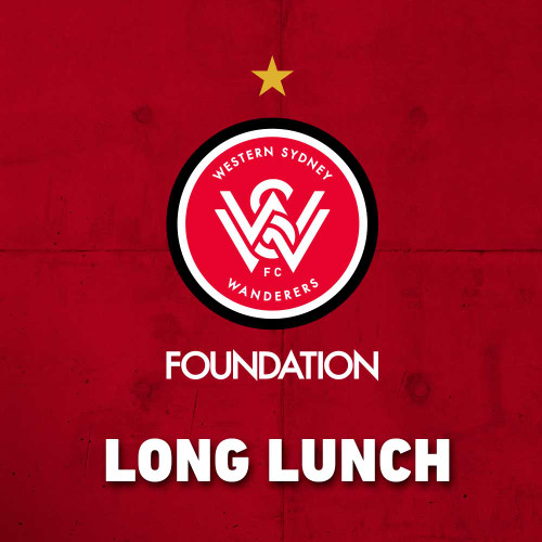 Wanderers Foundation Long Lunch Ticket