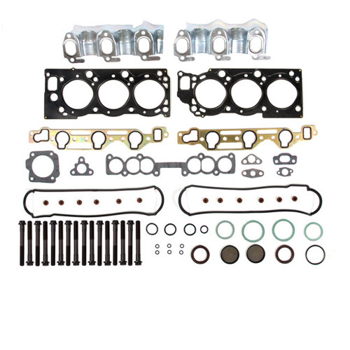 88-95 3.0L Toyota 4Runner T100 3VZE SOHC MLS Steel Head Gasket Set + Head Bolts