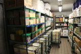 Improve your Tote Storage by Investing in Plastic Shelving