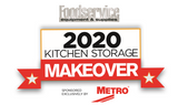 FES and Metro present the 2020 Kitchen Storage Makeover