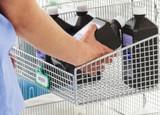 Storage Spotlight: How Metro's qwikSIGHT® Beats Ala Carte Basket Shelves