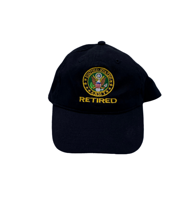 Army Retired Hat