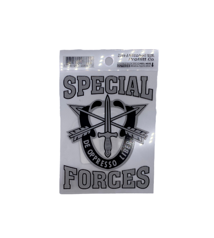 SF Crest Decal