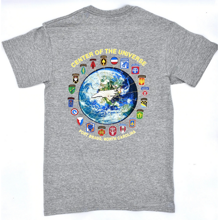 Center of the Universe Shirt
