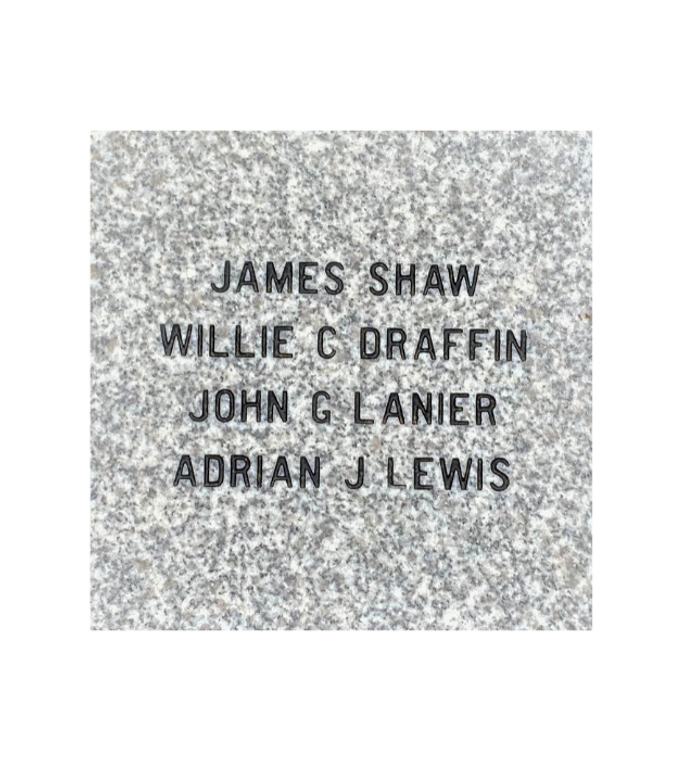 Our 12 x 12 sized pavers offer six lines of text, each consisting of 18 characters, and can be placed in either the Reflection Garden or around the Iron Mike statue.  When checking out, please be sure to include your detailed contact information (name, phone number, email address) as we may will contact you during the process of designing your paver stone.  If you have any questions about our paver program, or need assistance in ordering or designing your stone, please contact our Deputy Director at depdir@asomf.org or 910-643-2773.