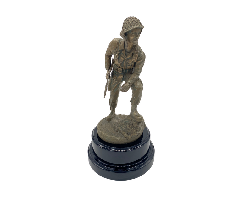 Iron Mike Statue SMALL