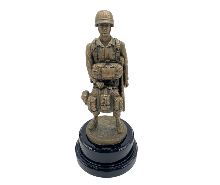 Paratrooper Soldier