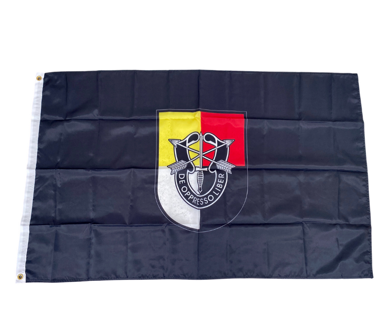 3rd Group Special Forces Flag 3x5