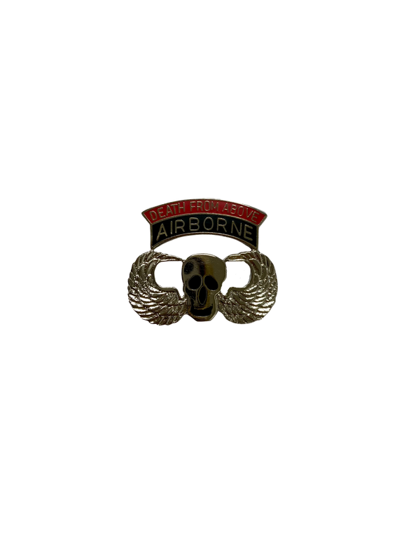 Death From Above Airborne Pin