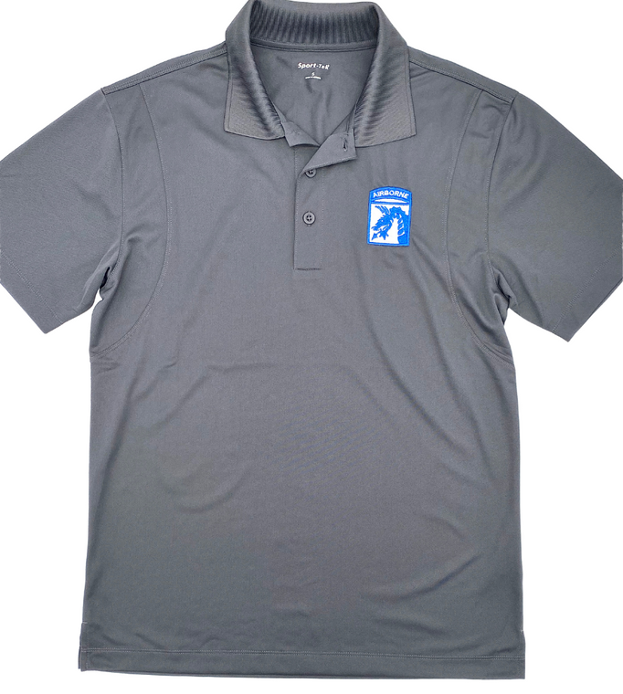18th Airborne Corps Polo Shirt