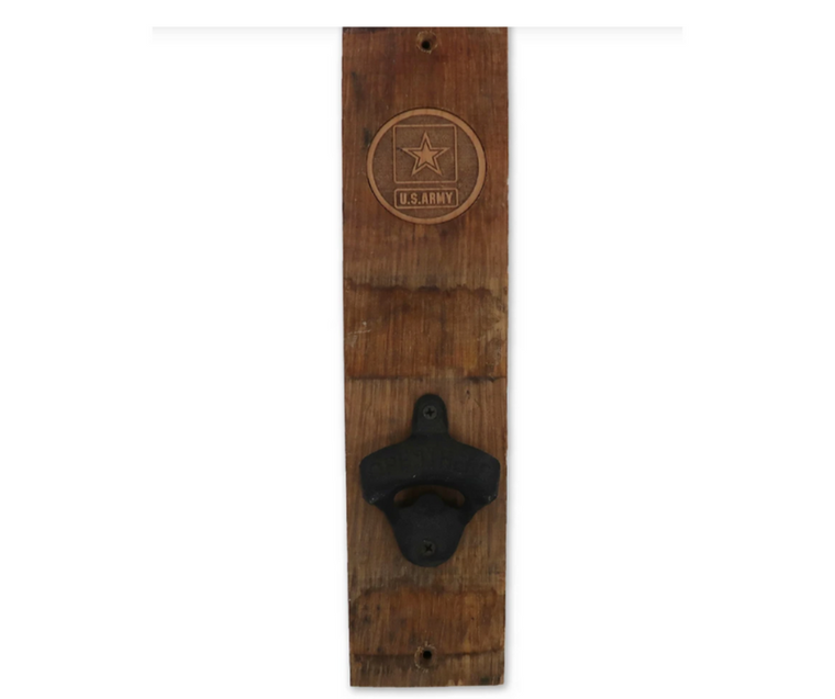 U.S. Army Stave Bottle Opener