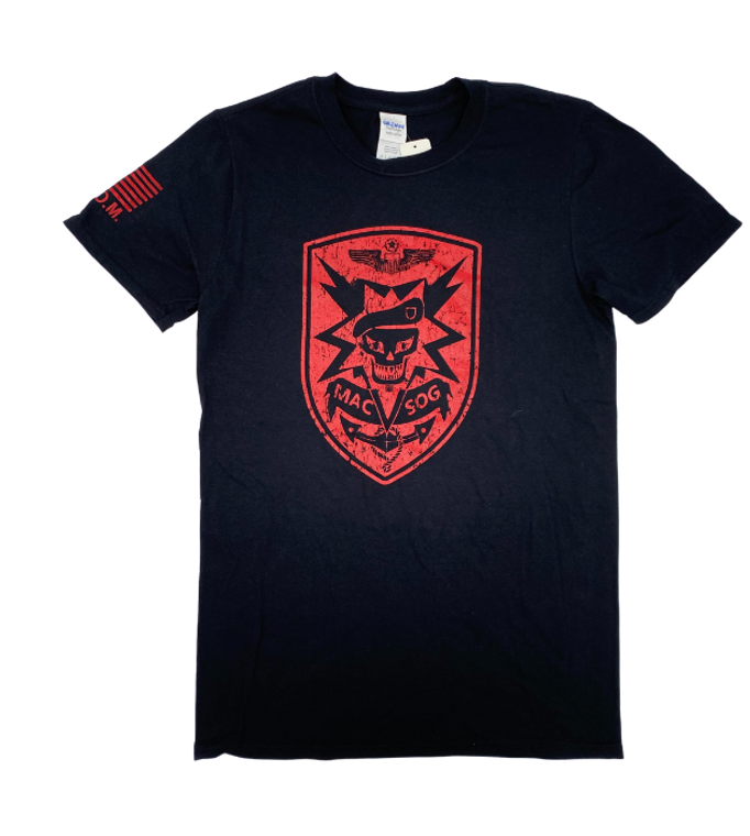 MAC V SOG ASOM Shirt