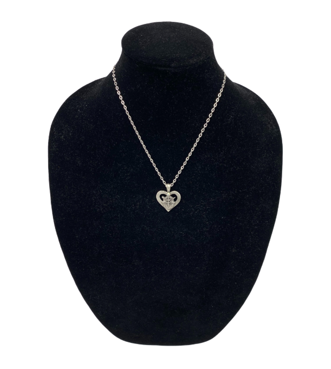 SF Heart Necklace